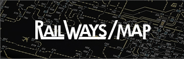 RAIL WAYS/MAP